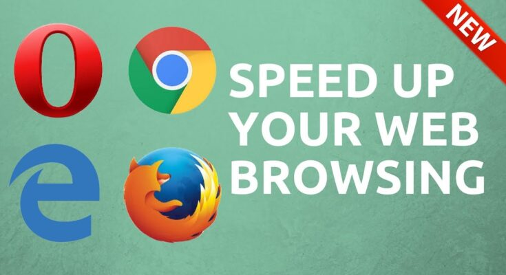 speed your web browser